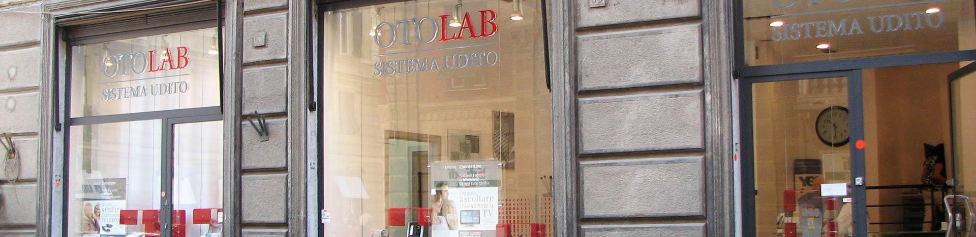OTOLAB - Soluzioni per l'udito